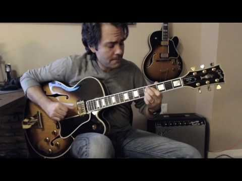 Have Yourself A Merry Little Christmas Jazz Guitar Chord Melody