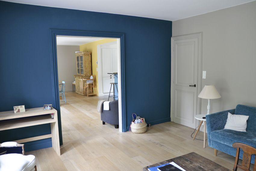 Une maison à Wasquehal Deep space, Spaces and Living rooms - estimer sa maison soi meme