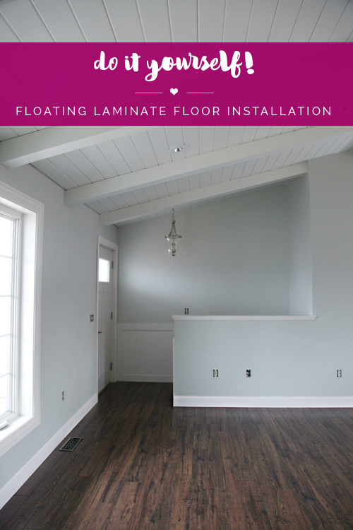 48 Do It Yourself Floating Laminate Floor Installation Http Www