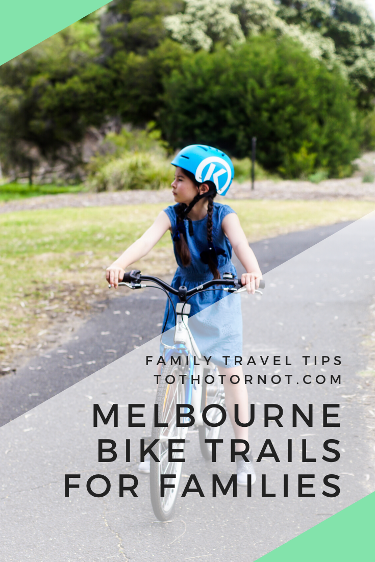 Best Bike Rides Off Road Trails In Melbourne For Kids Families