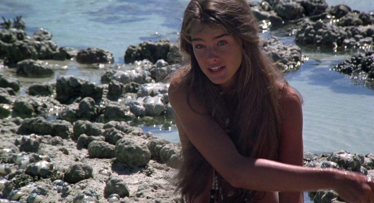 The Blue Lagoon (1980). Starring Brooke Shields an... | Blue lagoon movie. Blue lagoon. Brooke shields