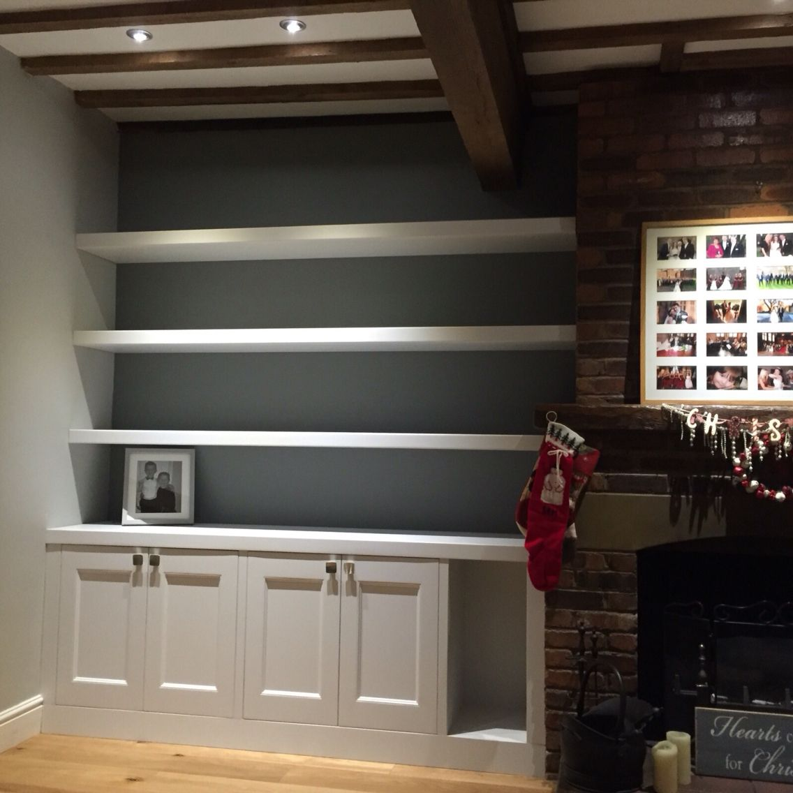 Living Room FurnitureFitted Alcoves Alcove Cabinets Handmade Bespoke With Floating