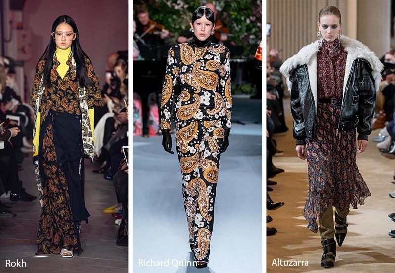 Fall/ Winter 2020-2021 Print Trends | Fall winter, Fashion ...