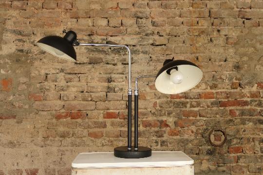 Kaiser Idell Double Arm Lamp Desk Lamp Model 6580 Super In 2020 Desk Lamp Lamp Lamp Design