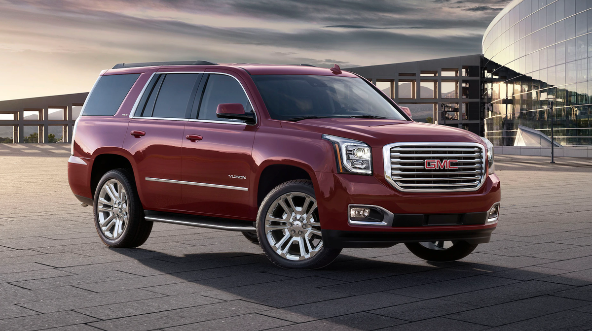 2019 Gmc Yukon Review Pricing And Specs In 2020 Gmc Yukon Gmc Suv