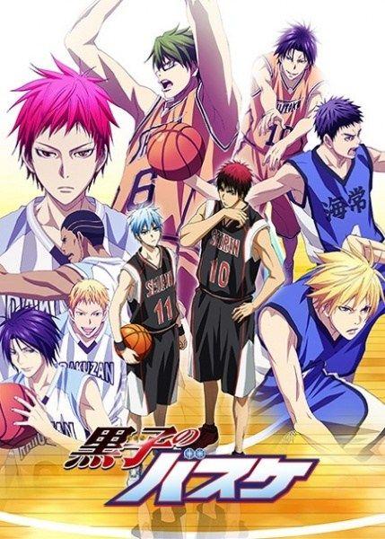 Anime Reviews Kuroko Kuroko No Basket Animasi
