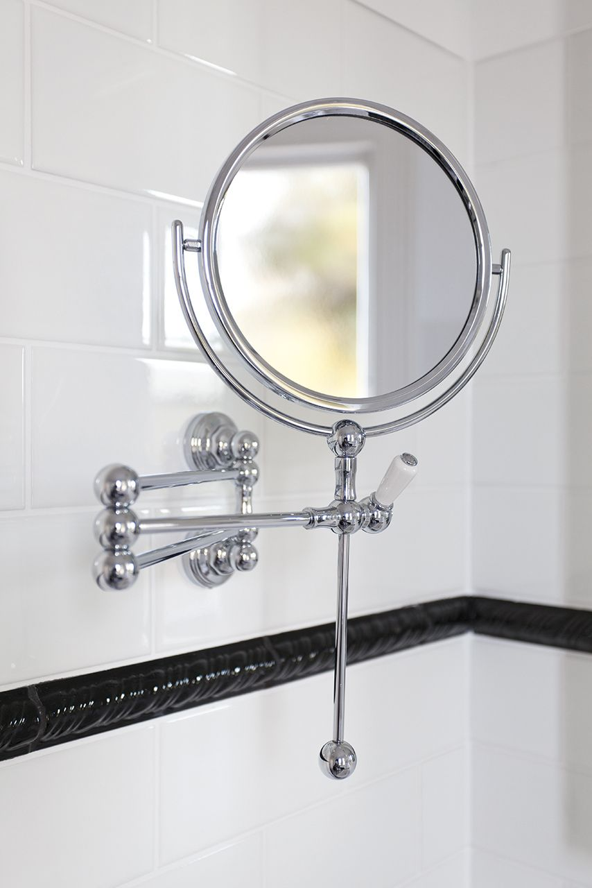 Wall Mounted Shaving Mirror Perrin And Rowe Shaving Mirror