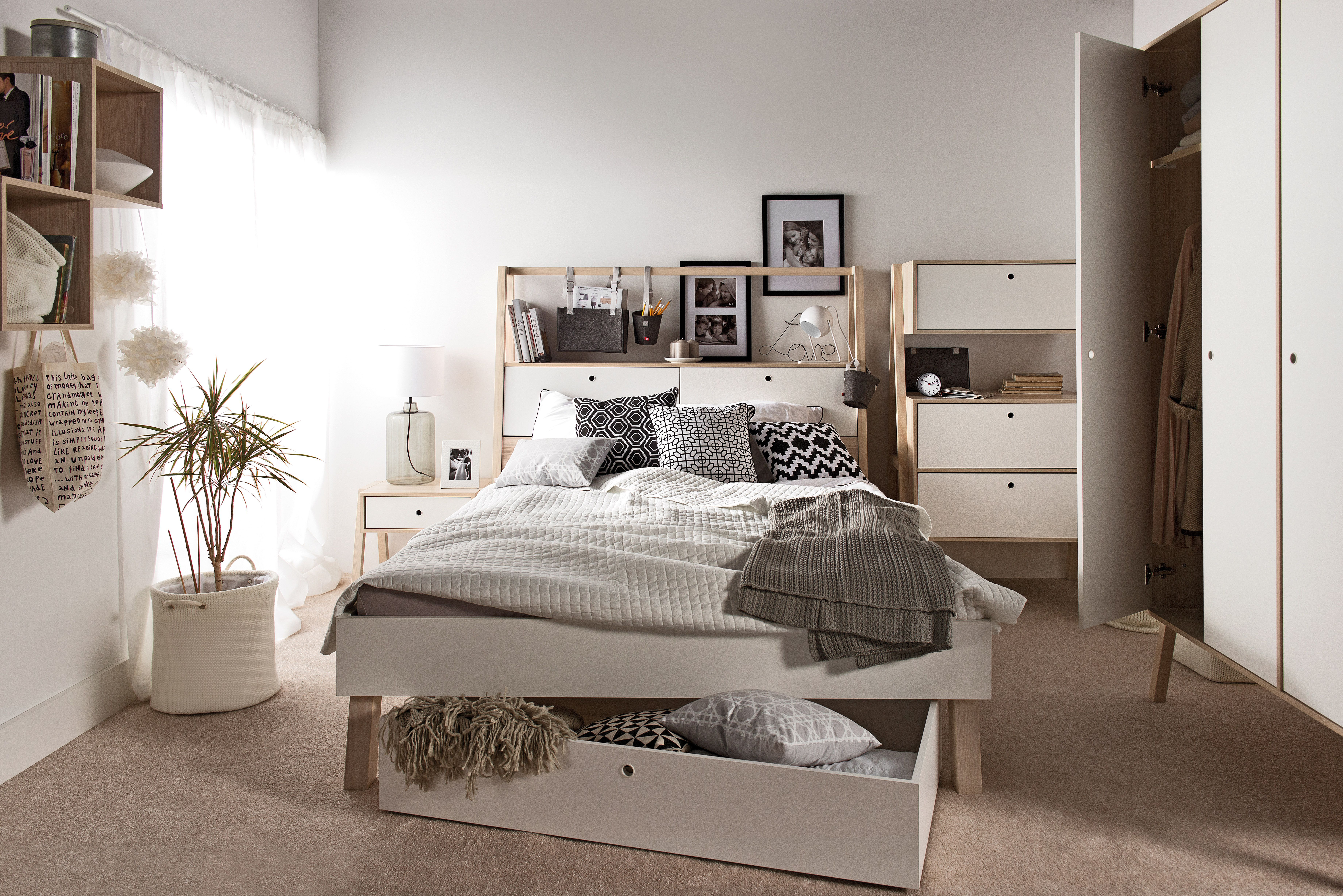 Small Bedroom Maximise Space With Our Pick Of The Best Storage