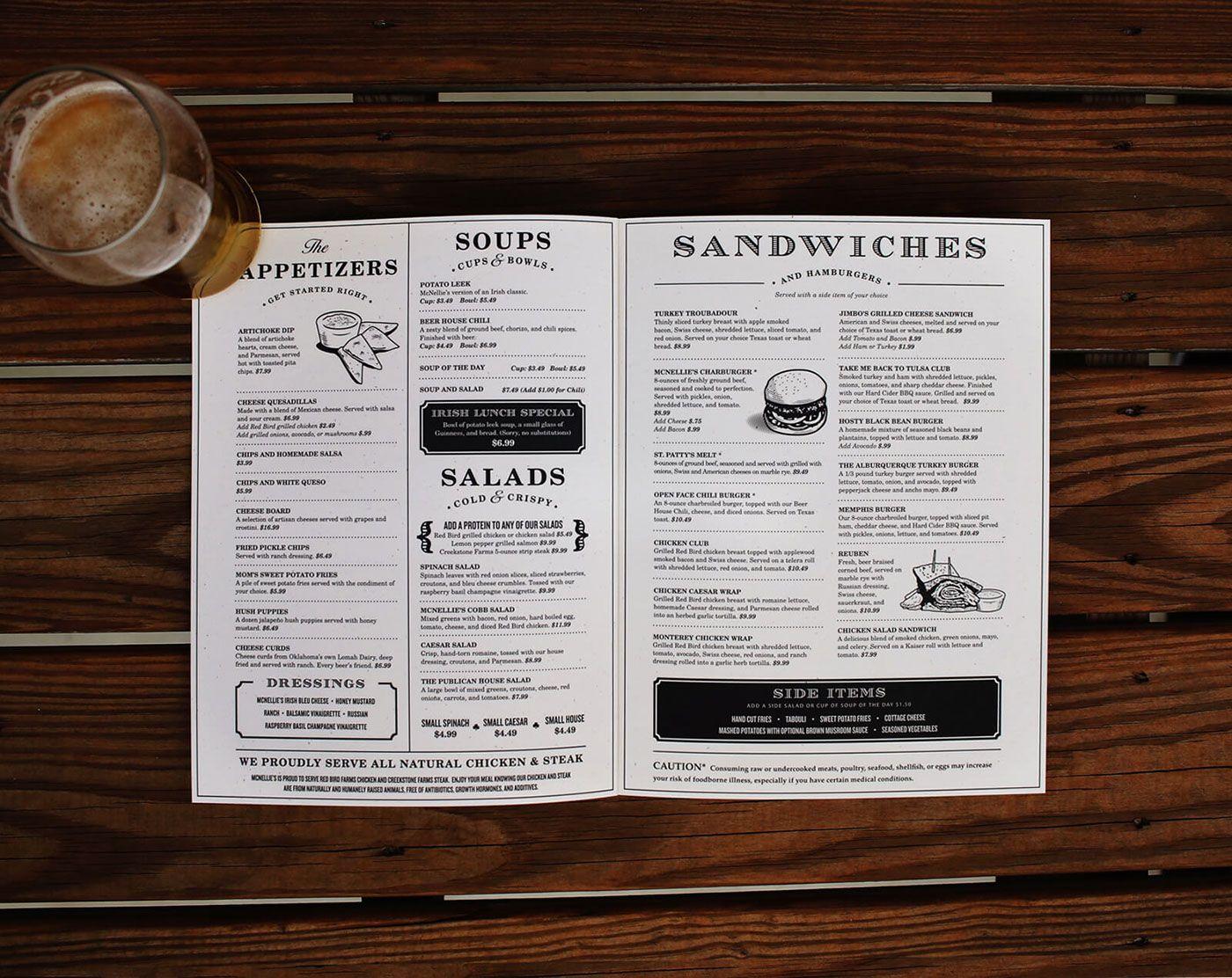 The 25 Best Pub Menu Ideas On Pinterest Restaurant