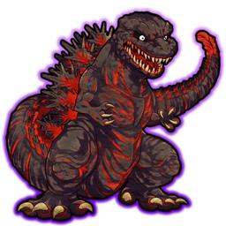 Shin Godzilla Major Collaboration Sprites By Godzilla Image On Deviantart Kaiju Art Godzilla Art