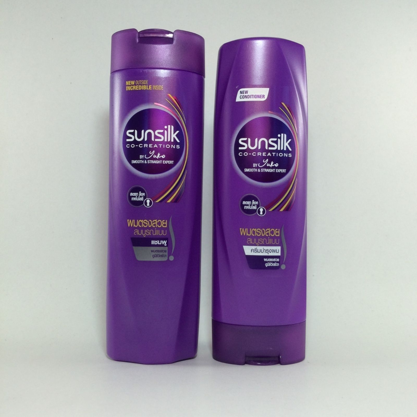 Sunsilk] Co Creations Perfect Straight Nourishing Hair Shampoo