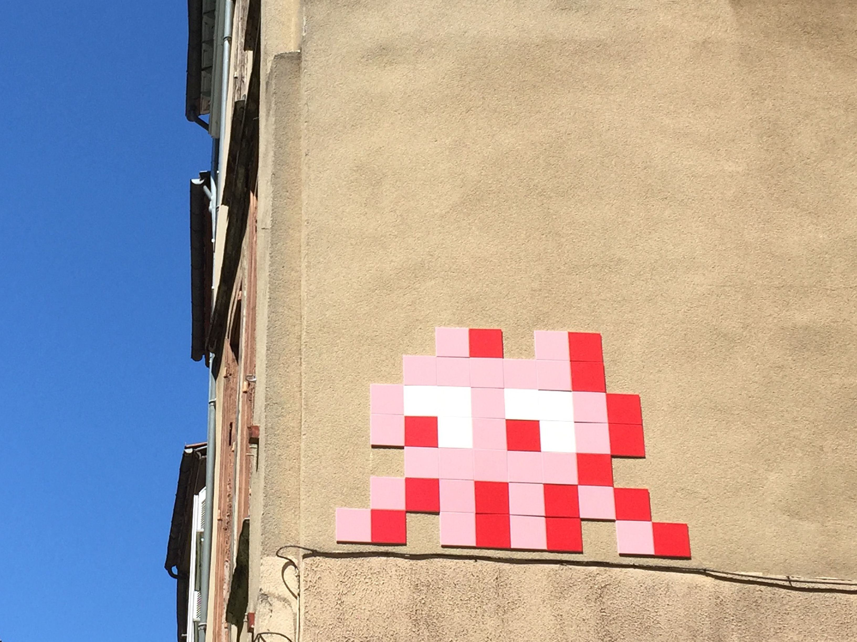 Space Invaders Toulouse France © C Sabatier fice de tourisme