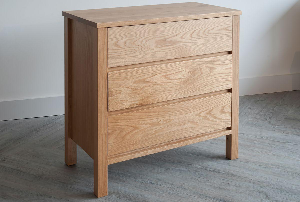 shaker 3 drawer chest Home decor Pinterest