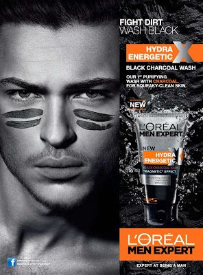 Fashion Advertising Updated Daily L Oreal Men Expert Ad Campaign Fall Winter 2012 2013 Loreal Mens Skin Care Men