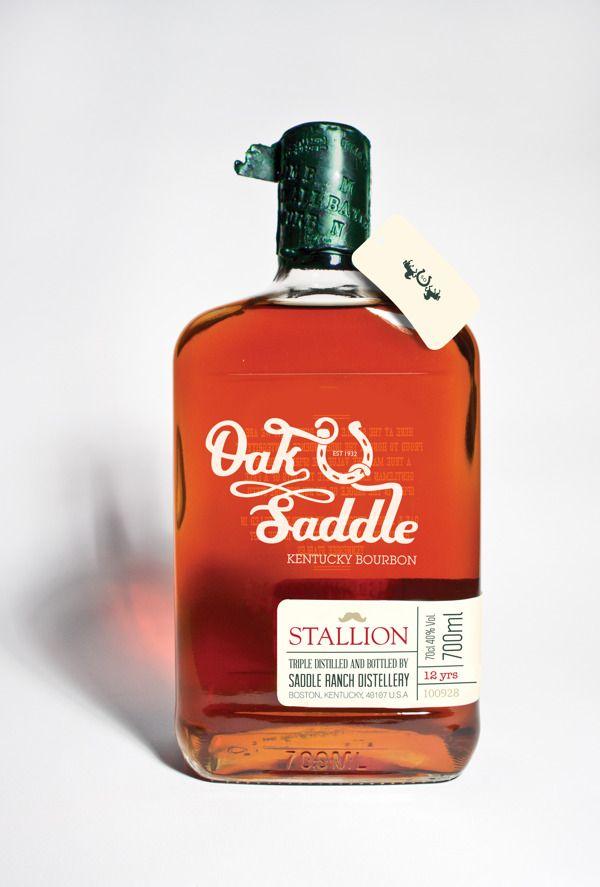 Oak & Saddle - Bourbon Whiskey