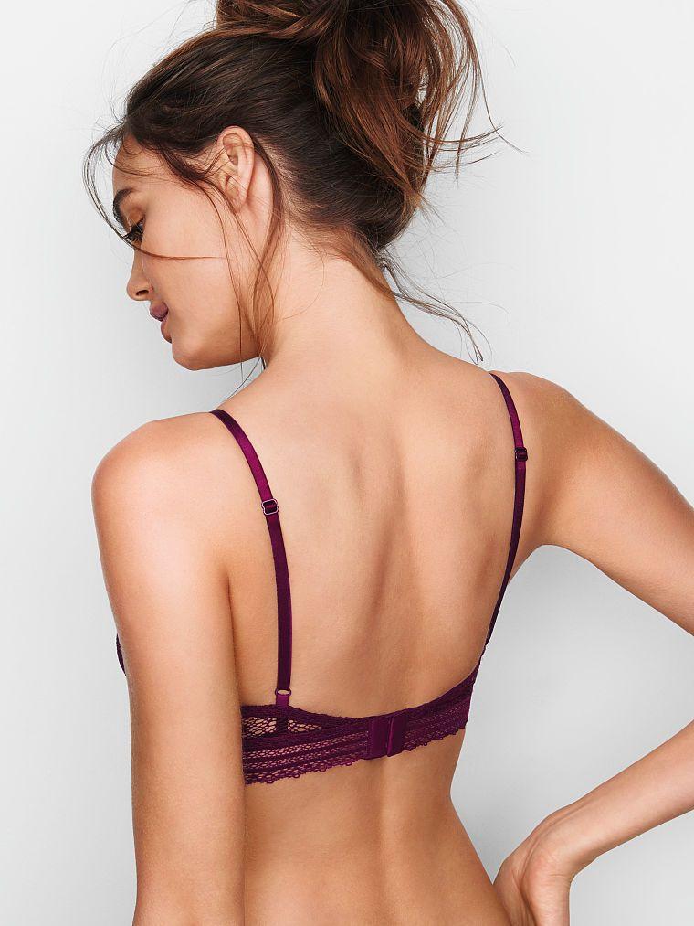 9f9176451e Lace Scoopneck Bralette - The Bralette Collection - Victoria s Secret
