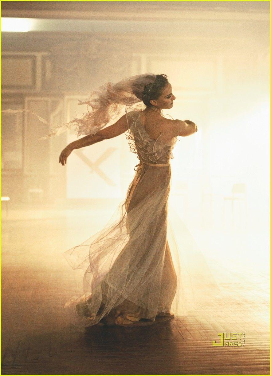 Natalie Portman for Vogue
