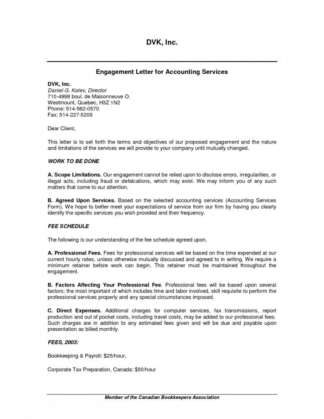 22+ Scope of accounting services worksheet Popular
