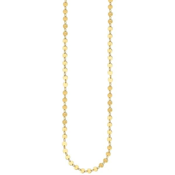Lyst - Lana Jewelry 14k Gold Blake Nude Duo Necklace in