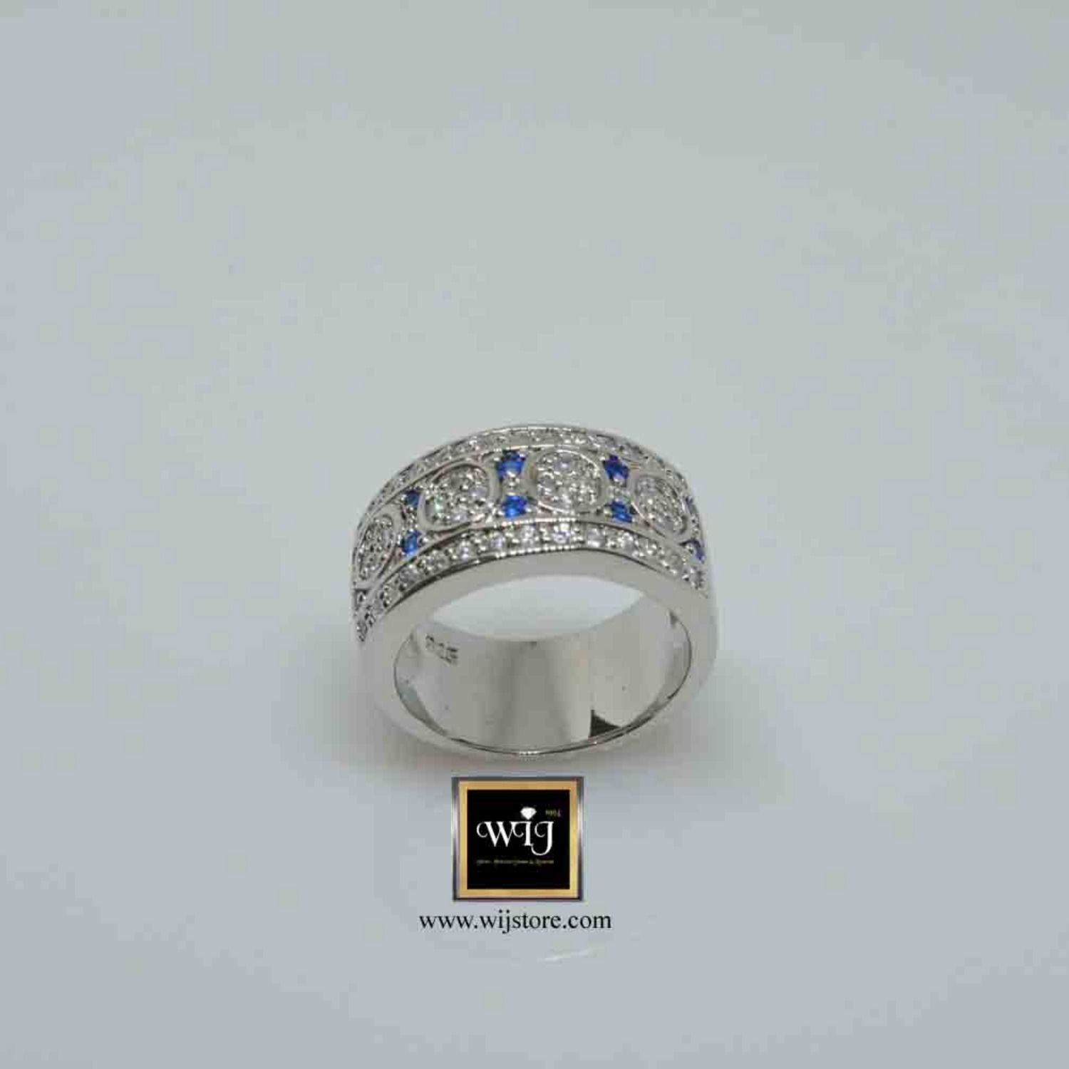 خاتم فضة نسائى عيار 925 Wedding Rings Rings Engagement Rings