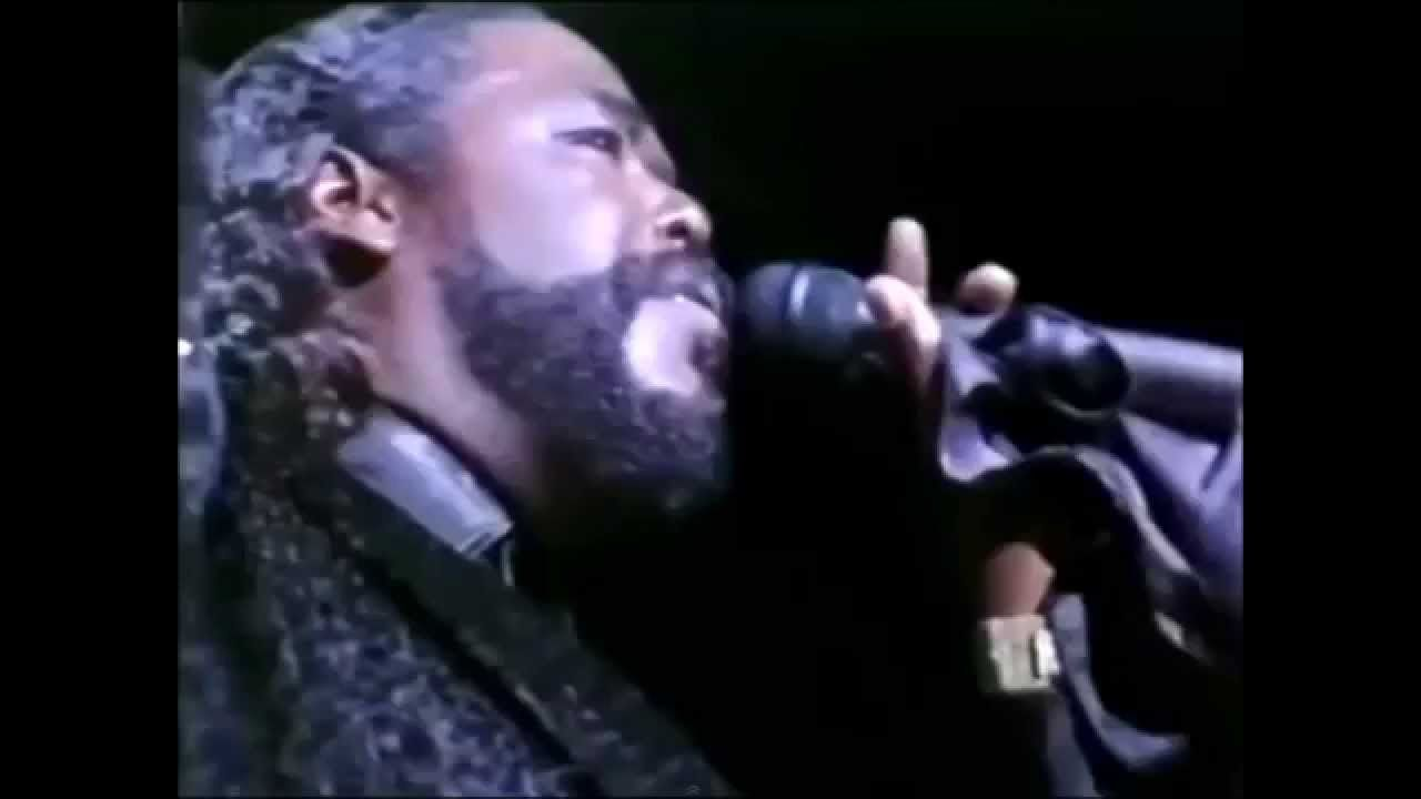 BARRY WHITE / I'm Gonna Love You Just A Little Bit More ...