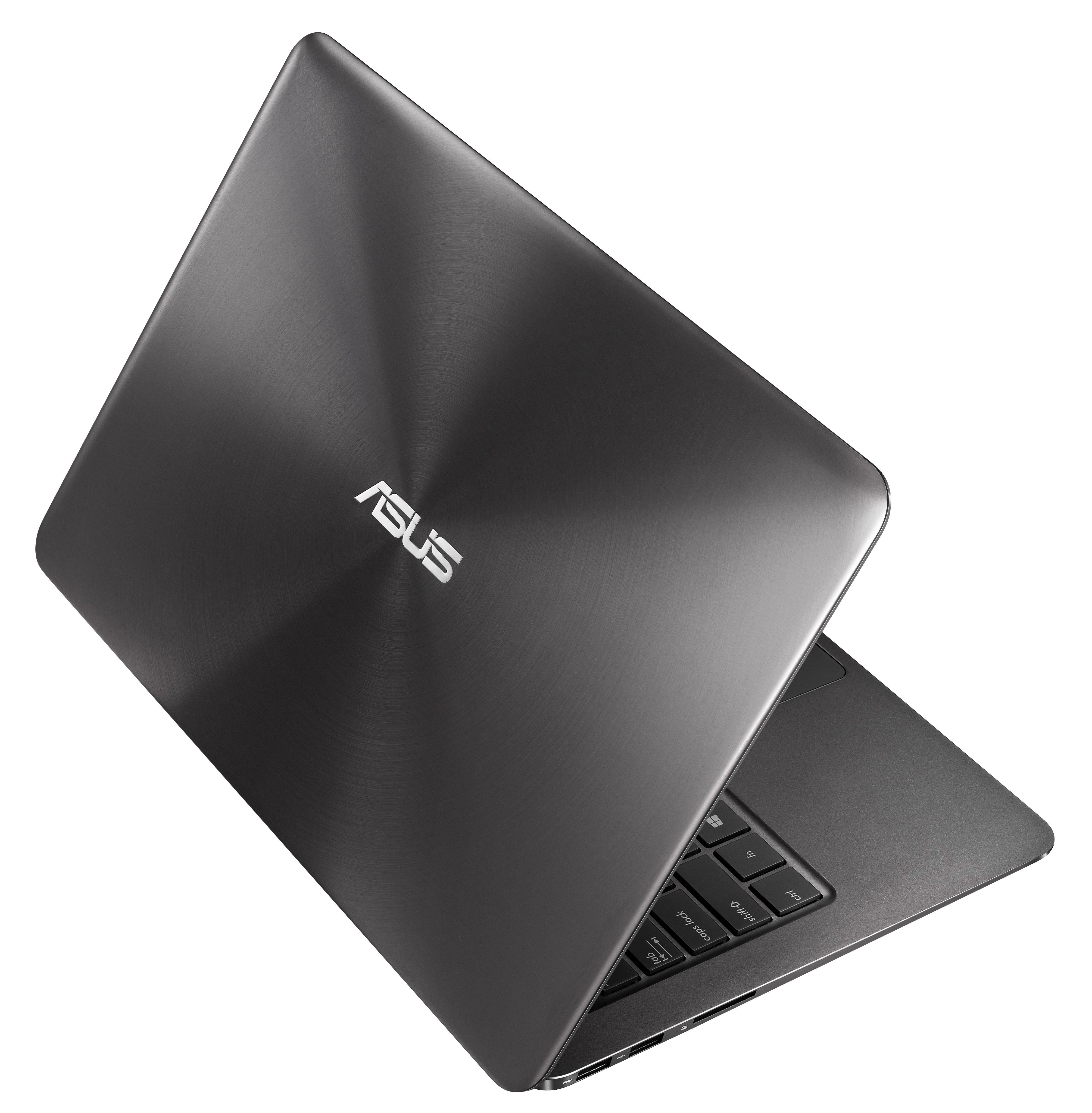 ASUS ZenBook UX305 World s slimmest 13 3 inch QHD laptop measuring just 12 3 mm