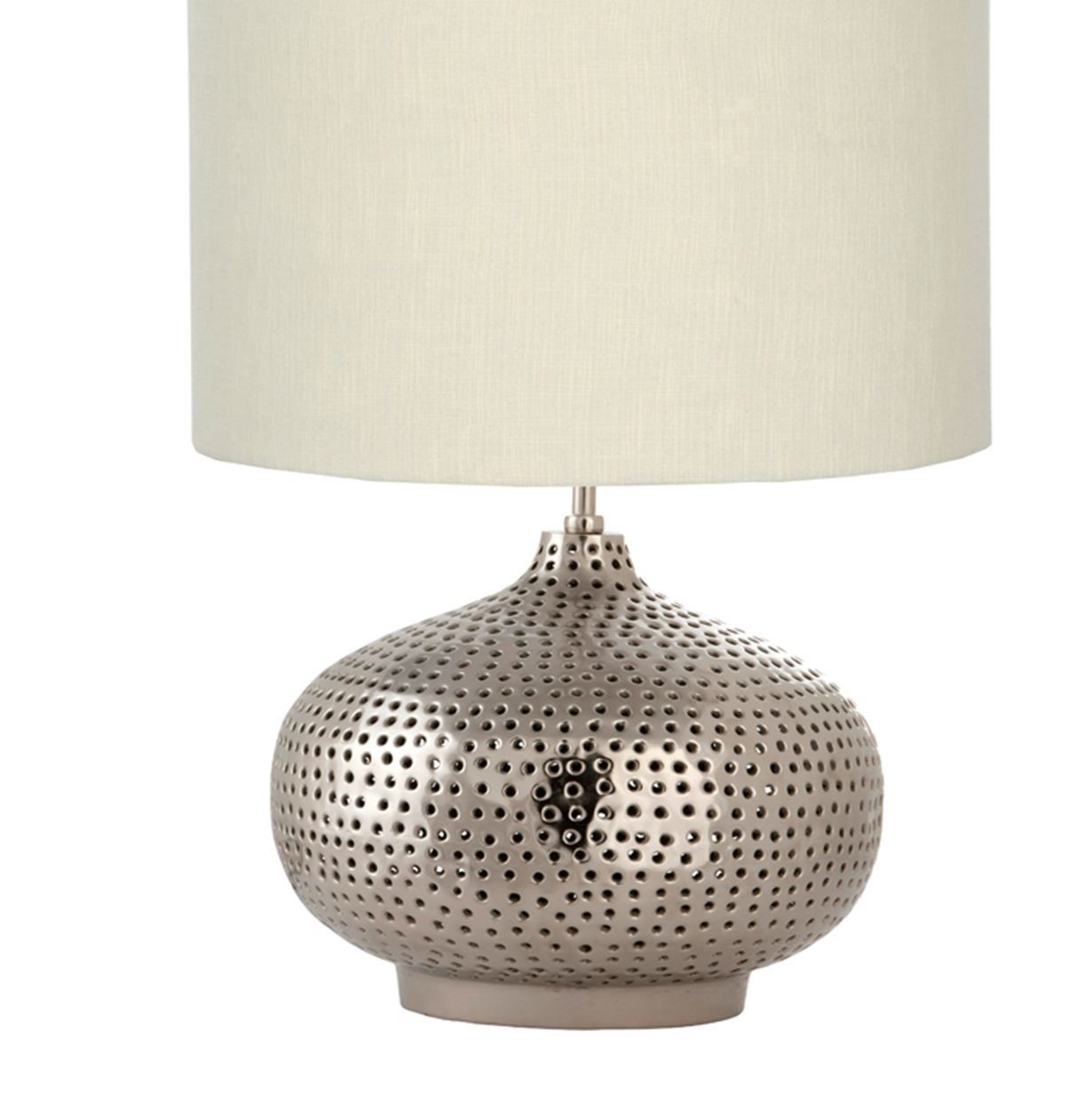 Moroccan style punched iron nickel oval table lamp http moroccan style punched iron nickel oval table lamp httpshabbystore aloadofball Gallery