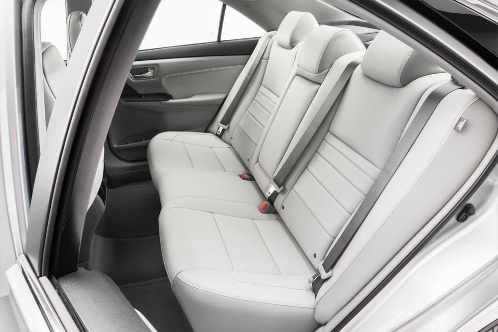 New Review 2015 Toyota Camry Design Seating View Model