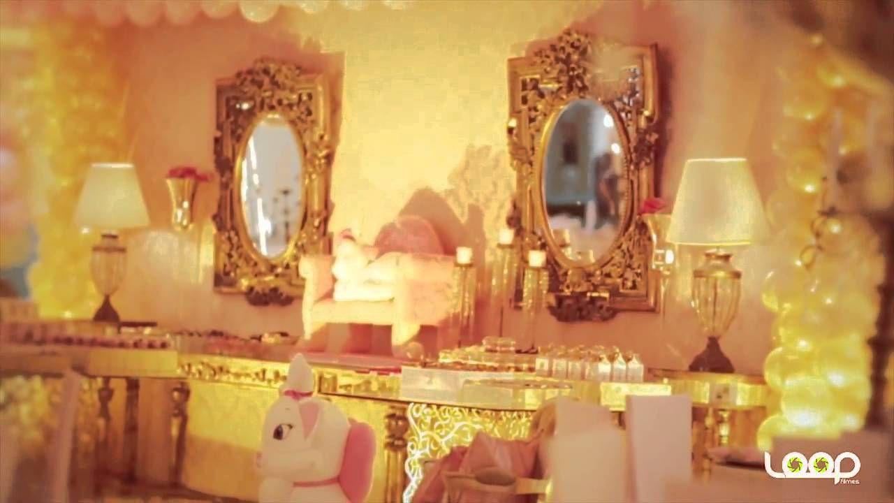 Decoração de festa - Castelo da Gatinha Marie - Splash party