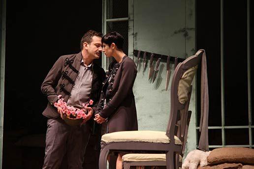 """Cinquew News: Al Teatro Brancaccino in scena """"Gl'innamorati di G..."""