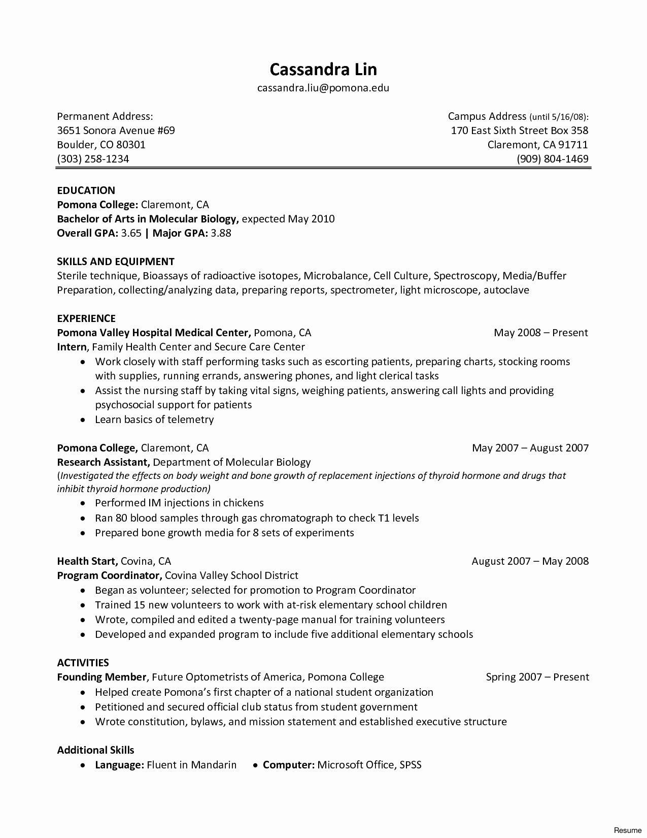 Telemetry Technician Cover Letter Sle Resume For Maintenance Engineer