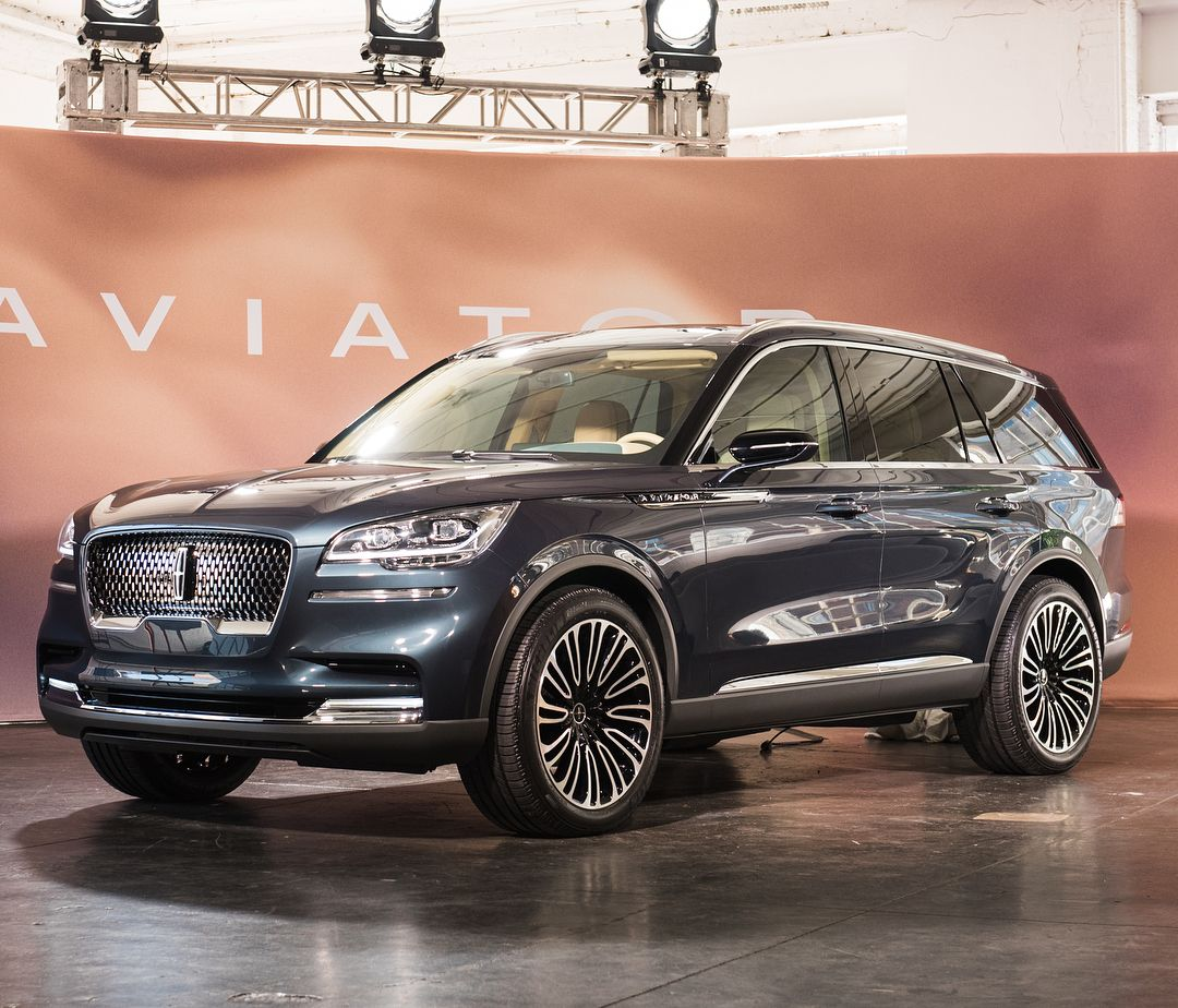 Fresh 2018 Lincoln Aviator