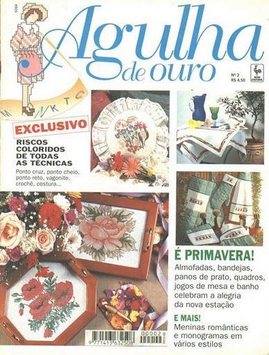 Revista Agulha de Ouro n°2