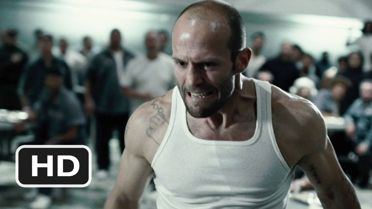 death race 212 movie clip prison cafeteria fight