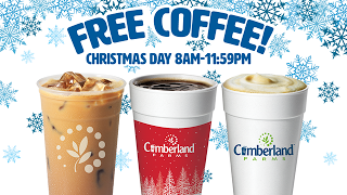 FREE Cappuccinos, Hot Coffee, Hot Tea, Iced Coffee, or Hot ...