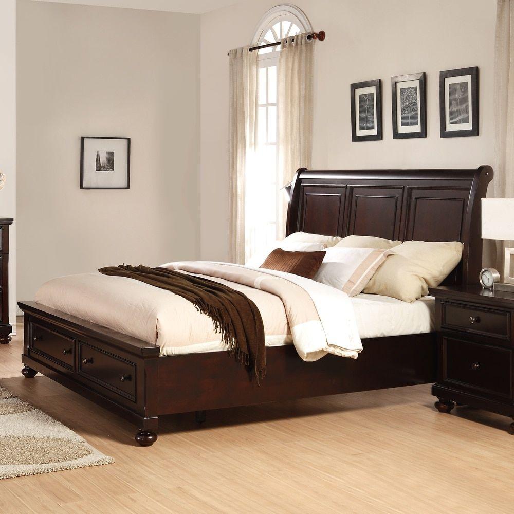 affordable cherry oak beds dallas fort worth arlington carrollton