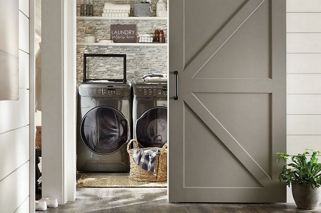 Shop Our Laundry Room Department To Customize Your