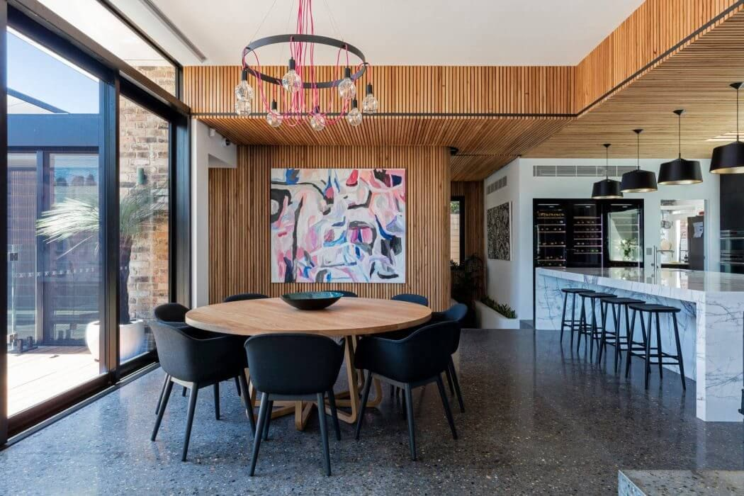 Modern Addition to History Cottage nationwide