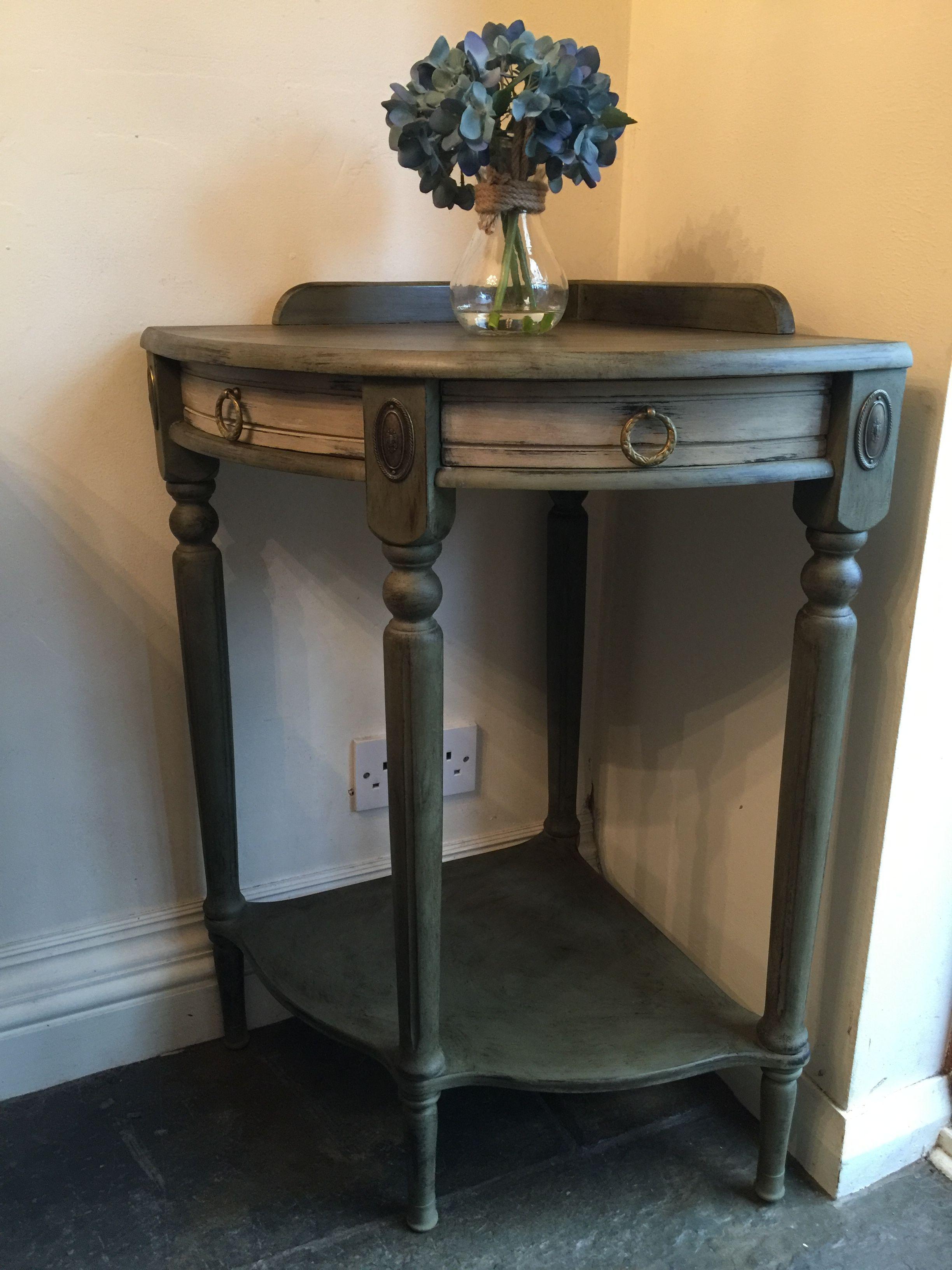 Corner Table Designs