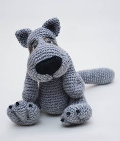 200 схем амигуруми на русском: сладкий пёсик | вязание | crochet.