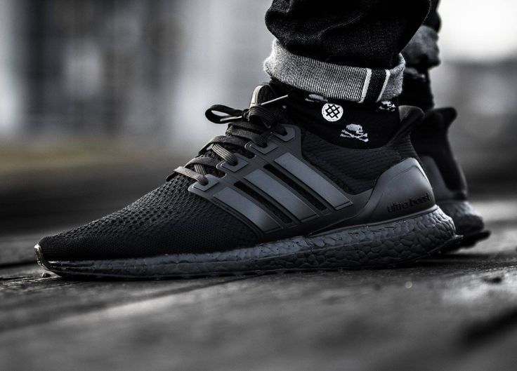 Ultra Boost Triple Black 1 0 Sneakers Adidas Ultra Boost Adidas Shoes Outlet