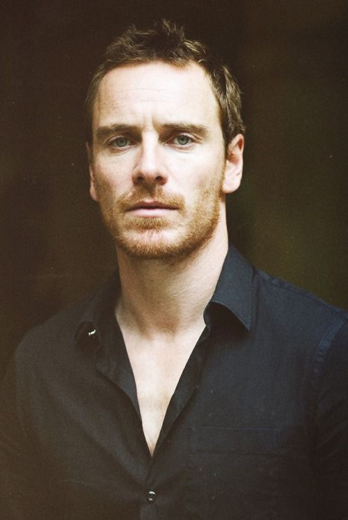 """Michael Fassbender - love the title of this page """"Fassbender Session"""".  I'd like to be in that session."""