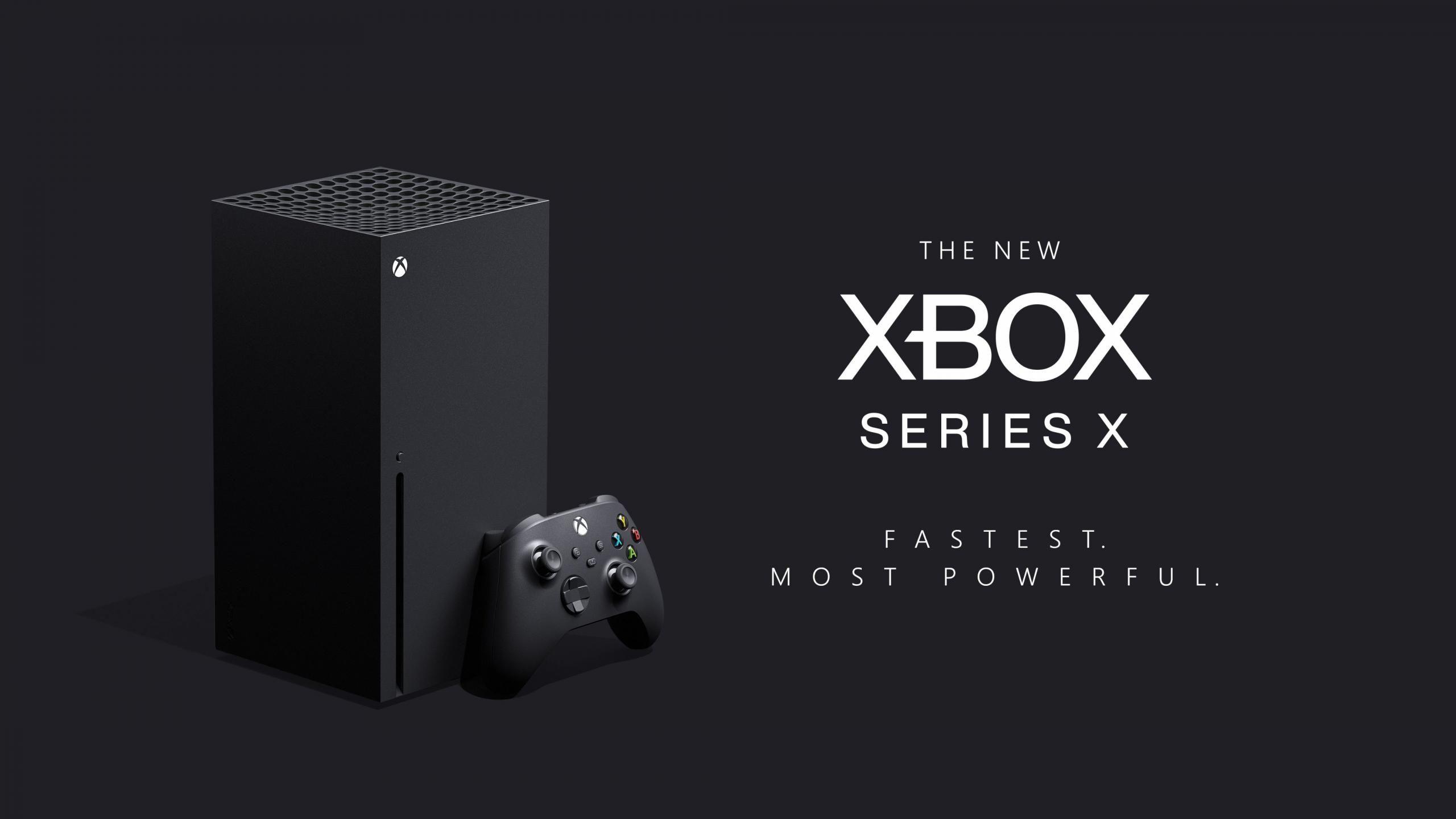 Microsoft reveals Xbox Series X, fastest, most powerful