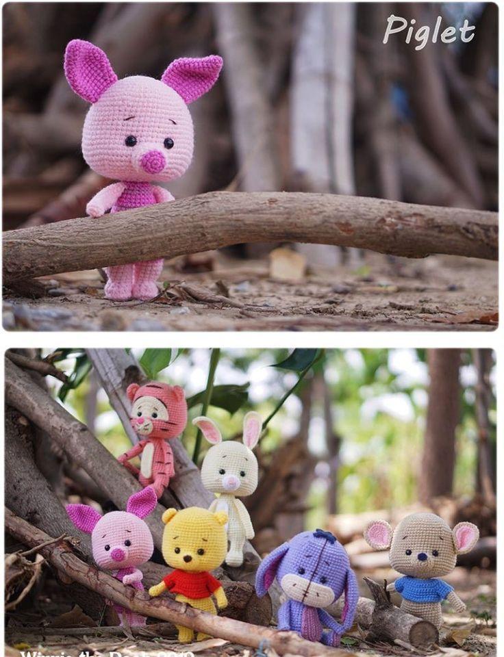 Melman – Amigurumi Hippo [Free Crochet Pattern] | Nilpferd häkeln ... | 960x736