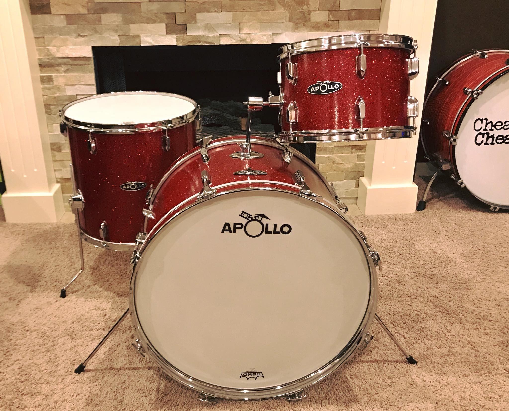 Dating Vintage Yamaha drums