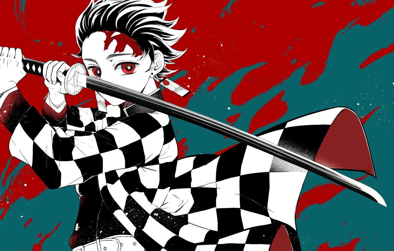 Unique Wallpaper Sword Guy Demon Slayer Kimetsu No Yaiba Images Anime Anime Demon Slayer Anime