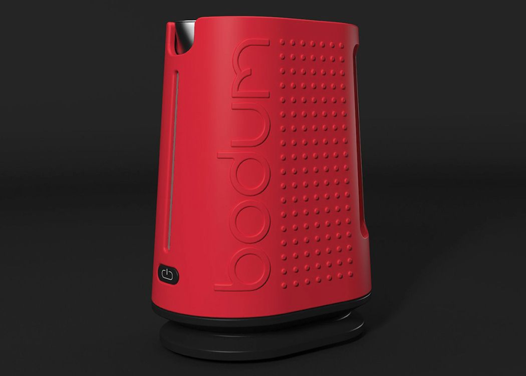 A toaster evolved… into a kettle. | Yanko Design