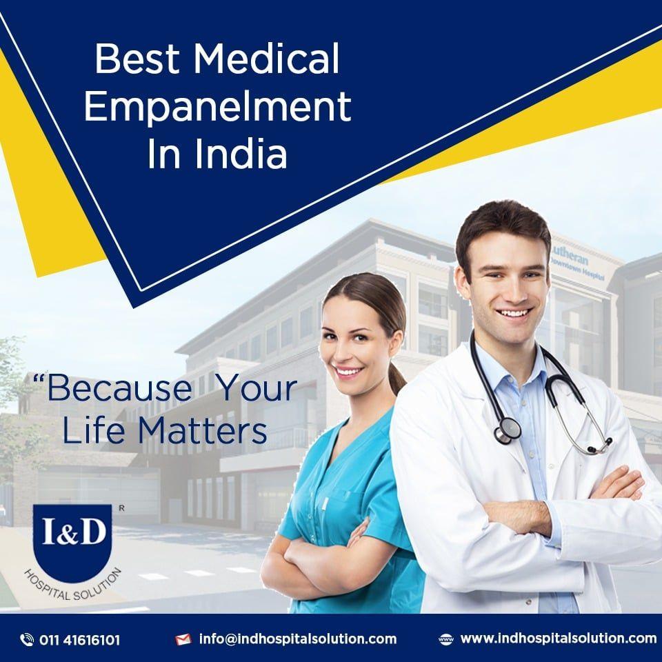 Online Best Medical Empanelment in India has various