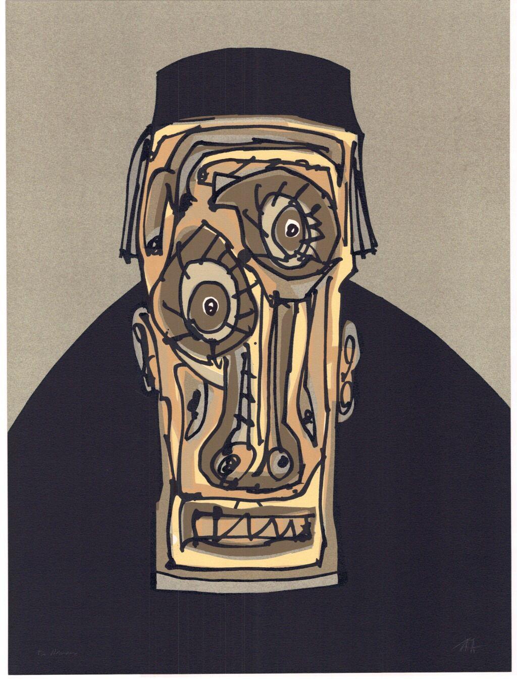 Pin by Sam Hsu(shihfang Hsu)許世芳 on Antonio Saura Art