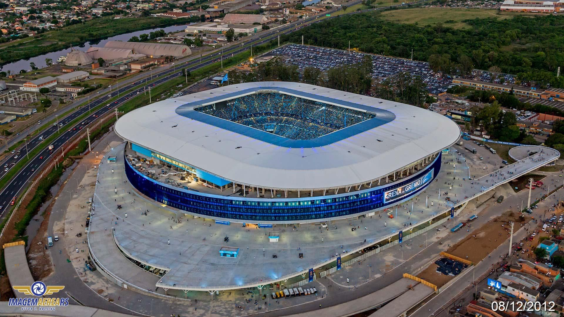 b687b5c51 Rio Grande do Sul Ciudad Porto Alegre Arena do Grêmio